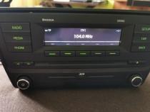Radio CD-Player mp3 sd card Skoda Octavia 3 an 2013