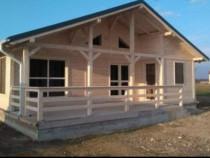 Case garaje cabane modulare 7x10