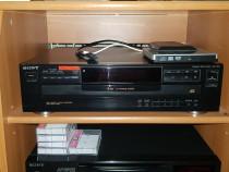 Deck sony cdp c365