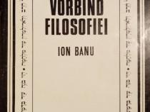 Profetii biblici vorbind filozofiei - Ion Banu