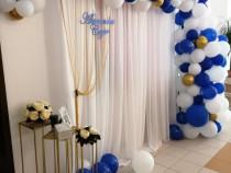 Decoratiuni/arcade din baloane cu/fara heliu.