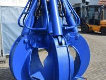 Cupa graifer metal deseuri 800 litri