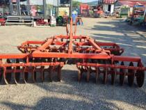 Disc agricol Quivogne 4 baterii 2.8 m