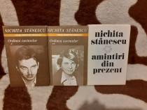 Nichita Stanescu carti (3 vol)
