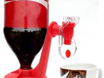 Dozator Rosu pentru băuturi carbogazoase
