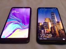 Samsung A7 2018 64GB/4GB - P40 Lite 6GB/128GB