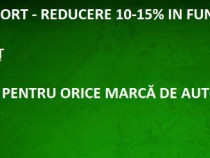 Piese auto import reducere 10-15%