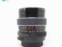 Obiectiv Revuenon Auto 35mm f/2.8 montura M42