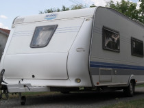 Rulota / Caravana HOBBY Deluxe Easy CU CLIMA