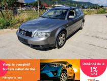 Audi A4 B6 1.9 TDI, 2004, dublu climatronic. RATE, AVANS 0