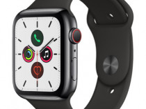 Apple Watch 5, GPS, Cellular, Carcasa Stainless Steel 44mm