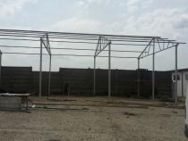 Structura hala metalica nouă completă