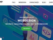 Site de prezentare - webdesign rapid