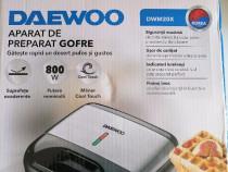 Aparat de făcut wafe Daewoo, nou nouț calitate la cutie.