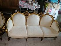 Set canapele Baroc, Rococo, Ludovic, rustic