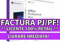 PACHET PROMO: Windows 10 PRO + Office 2019 PRO PLUS