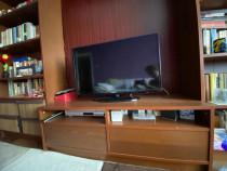 Comoda TV furnir frasin maro