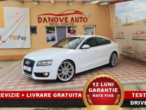 Audi a5 revizie + livrare gratuite, garantie 12 luni