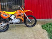 Moto Ktm 125 2005 sx