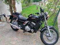 Motocicleta Kawasaki EL 252/250 Eliminator