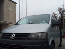 VW T5 DOKA - Euro 5 - RAR efectuat - 6 locuri - Perfectă