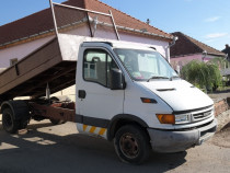 Iveco Daily 35c12 Basculant - an 2005, 2.3 Hpi (Diesel)