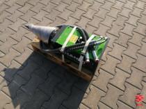 Despicator de lemn marca HANER pentru excavator/incarcator