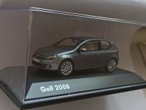 Macheta VW Golf 6 2008 - Schuco 1/43 (ed. dealer Volkswagen)