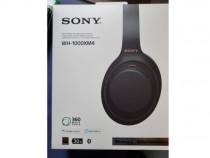 Căști Sony WH1000XM4, wireless, negru