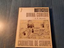 Botticelli Divina Comedie A E Baconsky cabinetul de stampe