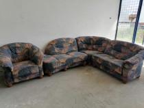 Canapea cu fotoliu