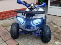 Atv Maxi LED de LUXE 125cc, 8 Inch, Robust de calitate 2021