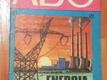 Energia. Text de Victor Laiber. Coelctia ABC