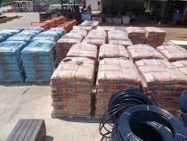 Materiale constructii ciment, tenco, multibat