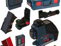 Închiriez Nivela laser cu linii GLL 3-80 P