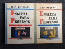 Engleza fara profesor - dan dutescu (2 volume, seria a ii-a)