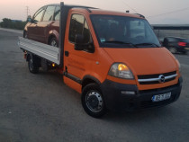 Opel Movano autoutilitara N1