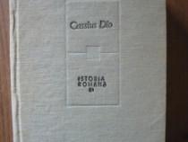 Cassius Dio - Istoria Romana (vol. III) - 1985
