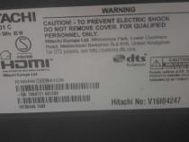 Televizor LED Hitachi 32HBC01 Seria HBC01 81cm negru HD read