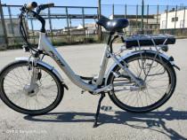Bicicleta electrica cu acceleratie