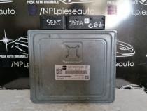 Ecu calculator motor seat ibiza 1.2 03F906070GR 5WP44830 SIM