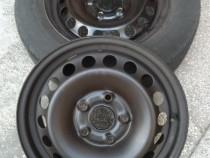 2 Jante Skoda - 5 prezoane - sau alte auto compatibile