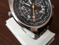 Ceas barbatesc Aviator Gents cronograph