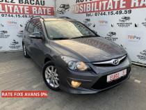 Hyundai i30 Fab 2011 Benzina 1.4 Euro 5 Posibilitate RATE