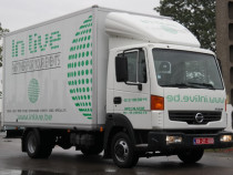 Nissan Atleon ( Iveco Daily ) 35c15 - an 2010, 3.0 (Diesel)