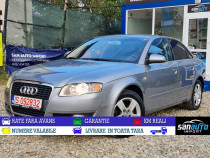 Audi A4 / 2005 / 1.9 TDI / Rate fara avans / Garantie