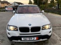Bmw X3 XDrive 4x4, 2.0 Diesel, An 2009, Euro 4, Are Nr Zoll