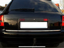 Ornament portbagaj cromat Audi A6 C5 4B avant break combi 3M