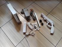 Consola Wii cu accesorii 50 jocuri Mario WiiSports JustDance