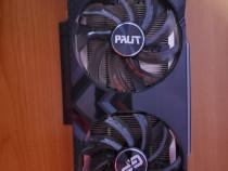 Placa Video Palit Geforce RTX 2060 GamingPro OC 6gb